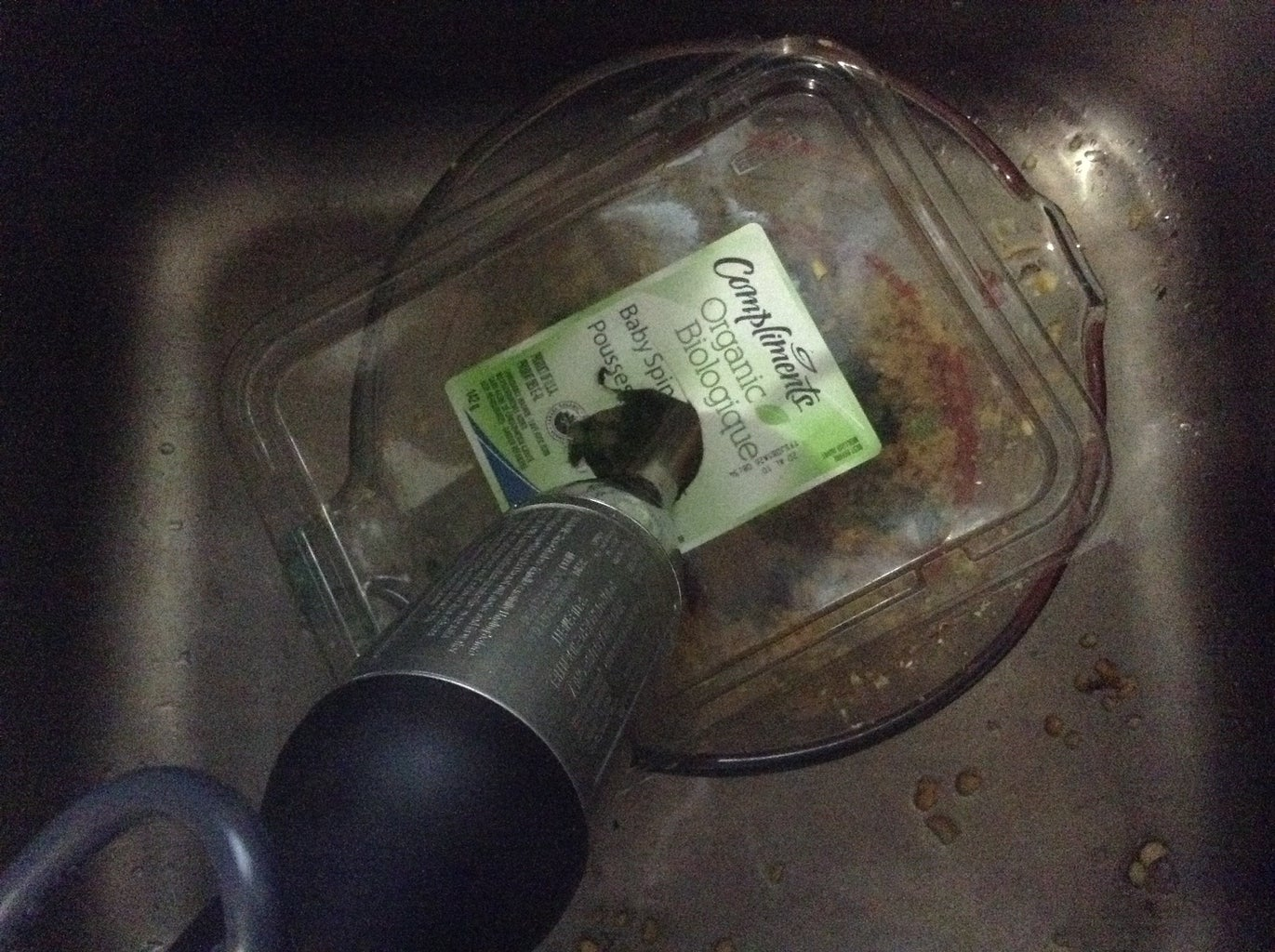 Ms MacGyver Doesn't Need a Food Processor