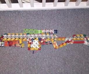 The Marksman A K'nex Sniper Collaboration