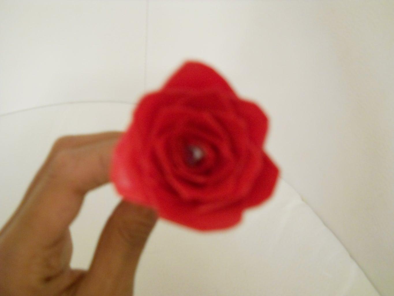 Finishing the Rose