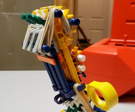 K'nex Landmine 2019 the K'mine