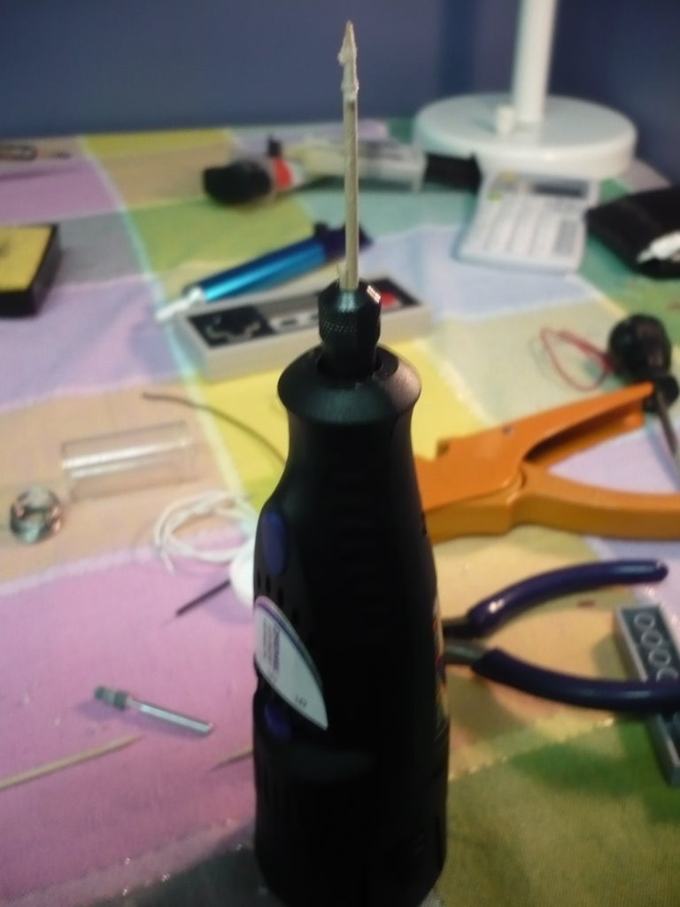Glue Time !