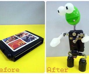 从SEGA墨盒到疯狂的舞蹈机器人!