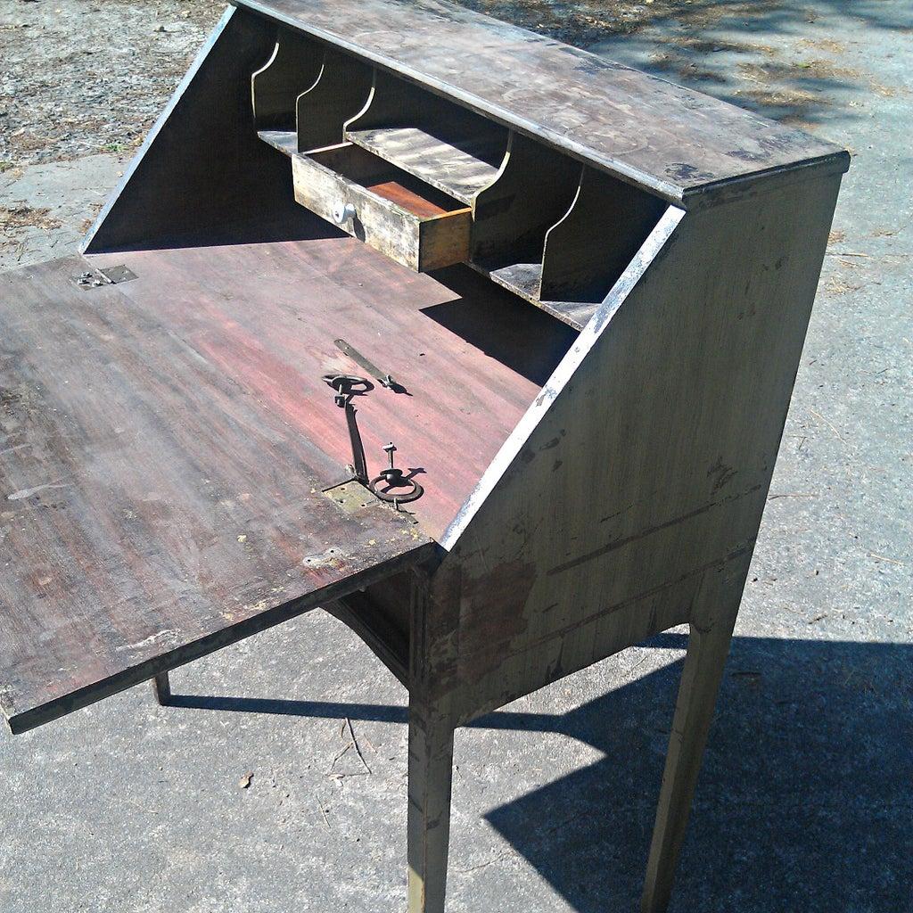 Find or Buy an Old Desk.