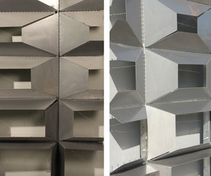 Architecture in the Making: Studio H Plus Facade Prototype