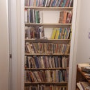 Secret Room Behind Bookshelf