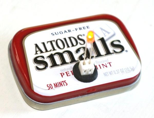 Minty LED Tester