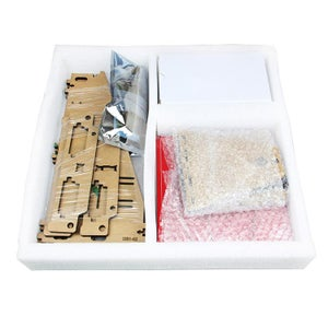 Unfold the Box and Check the Package List