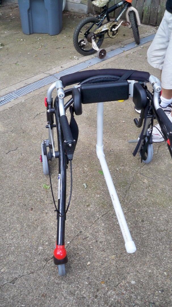 Leg Abduction Attachment for Pediatric Walker