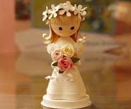 Easy Quilling Doll