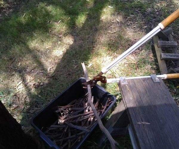 Kindling Firewood Lopper Cutter