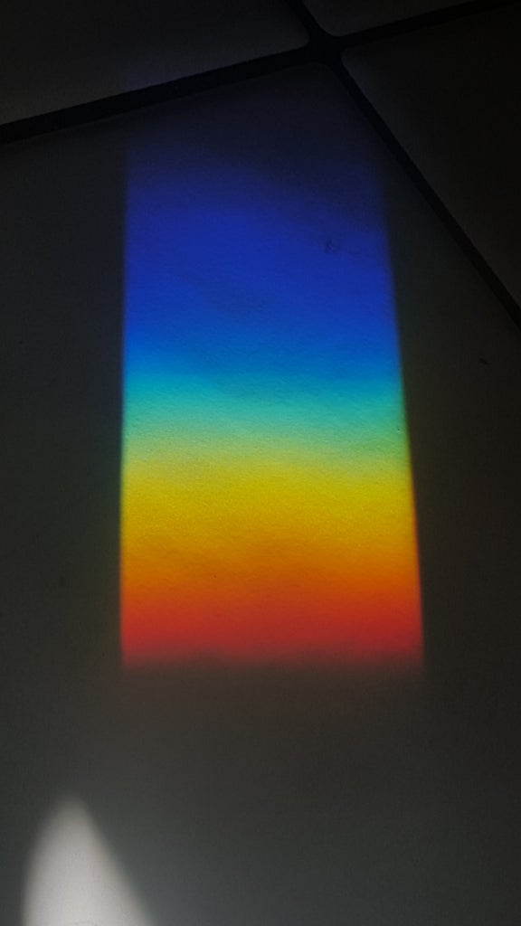 Step 2: Catch the Rainbow