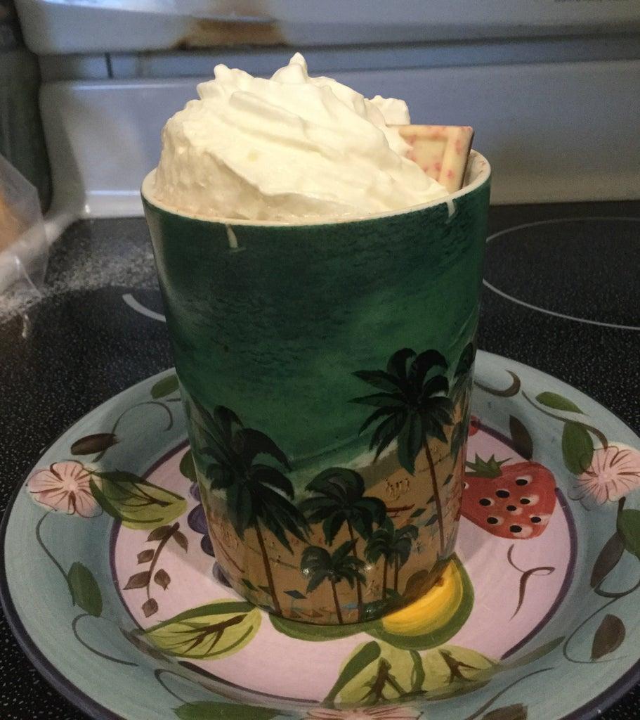The Ultimate Hot Chocolate Recipe