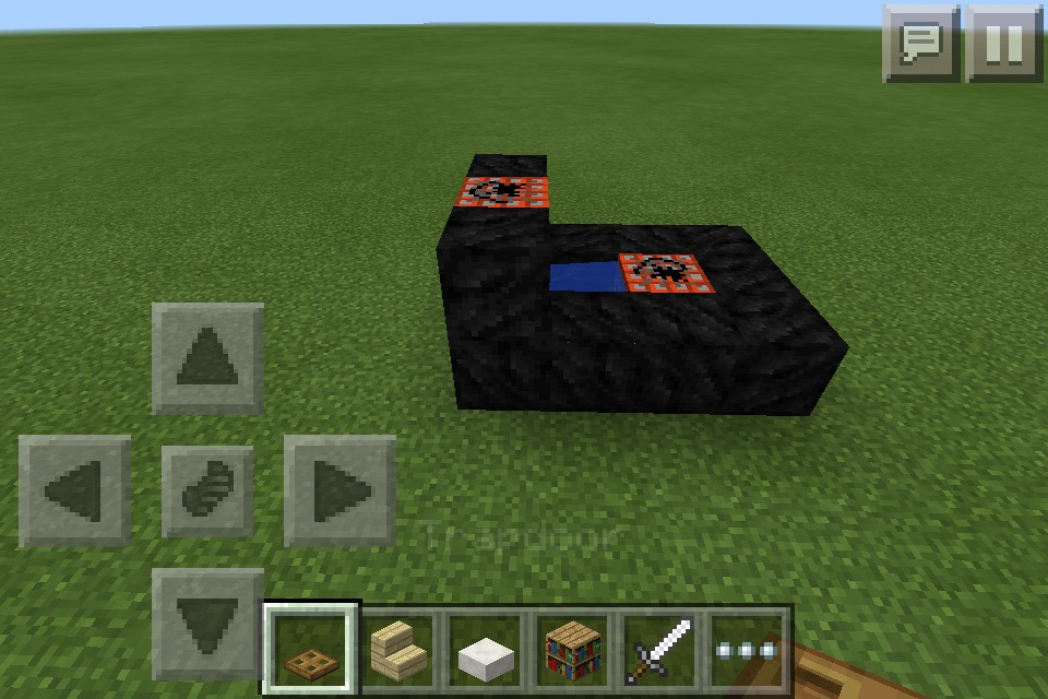 EASY Minecraft Cannon