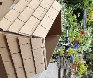 Cardboard Box to Foldable Playhouse