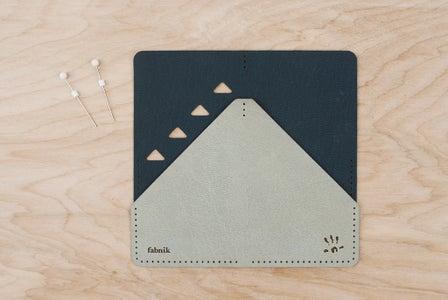 Stitching Pin Placement