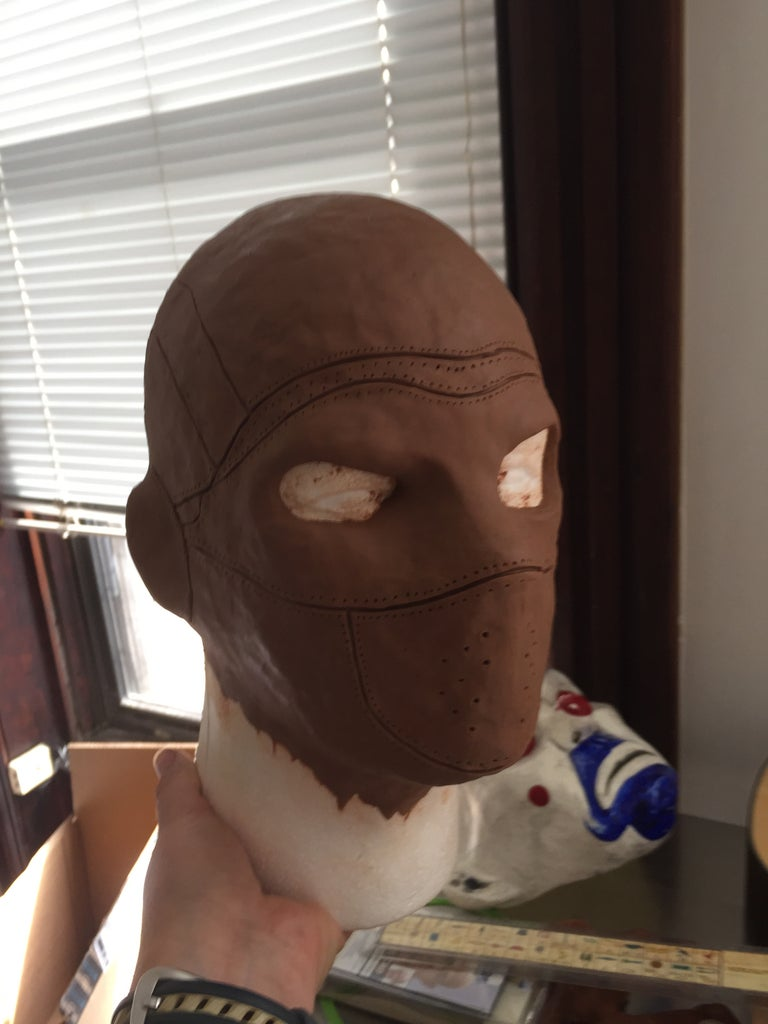The Epic Mask