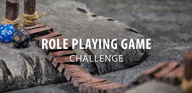 Role Playing Game Challenge