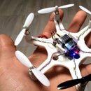 3D PRINTING MINI DRONE 6 AXIS