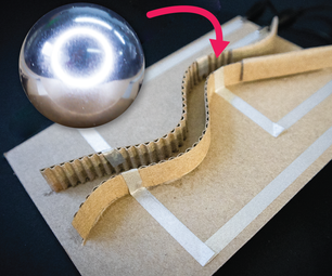 3 Ways to Make Cardboard PinBall Sensors
