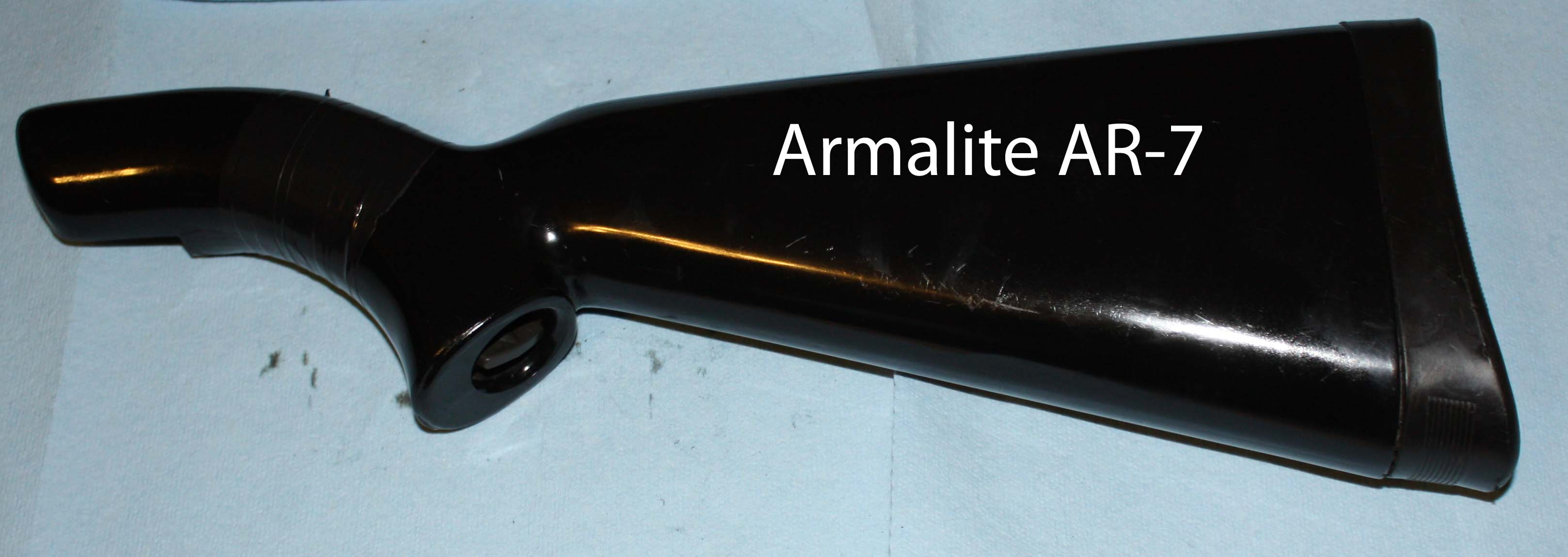 The Care and Feeding of the Armalite AR-7
