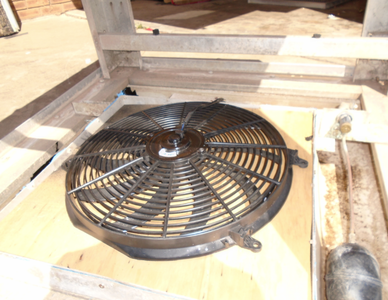 Fitting the Thermo Fan