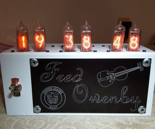 Arduino Nixie Clock for Absolute Beginners