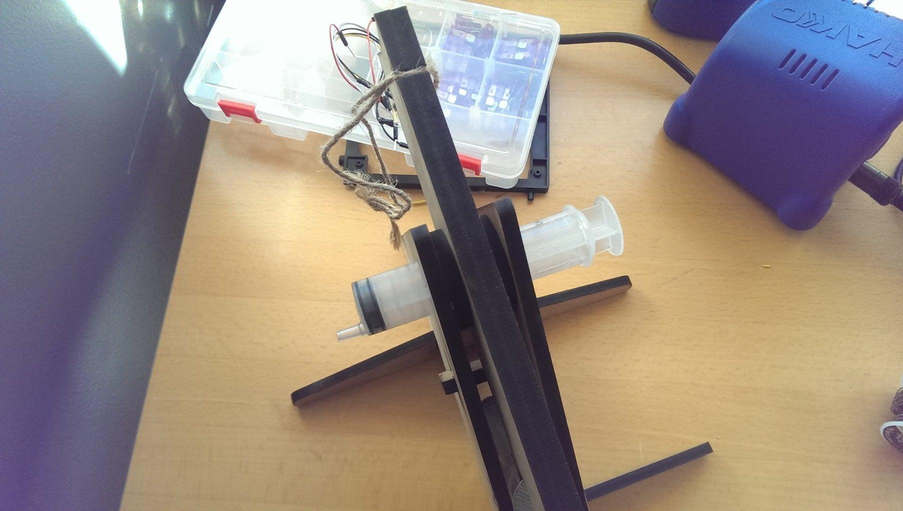Preparing the Hydraulic System
