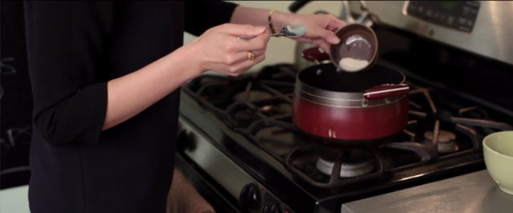Prepare the Agar-agar Jello