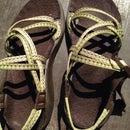 No More Smelly Chaco Feet