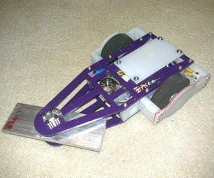 Unskinny Bot: 3-lb Horizontal Spinner Combat Bot
