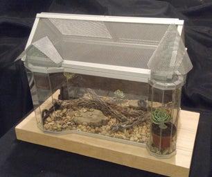 维多利亚时代的昆虫饲养所