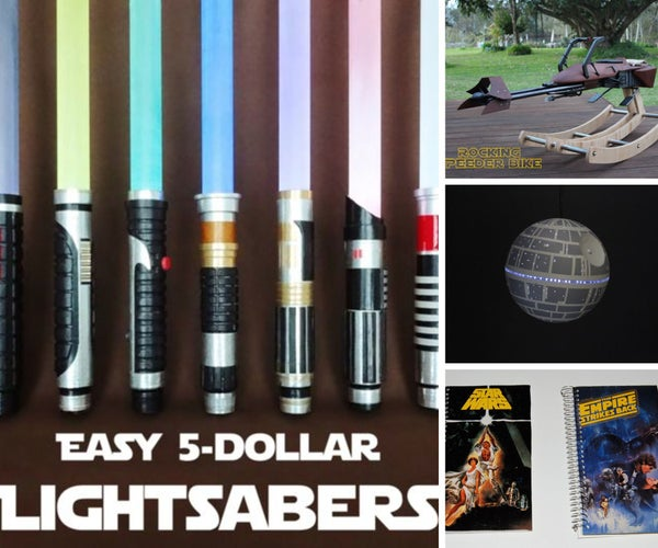 9 DIY Gifts for Star Wars Fans