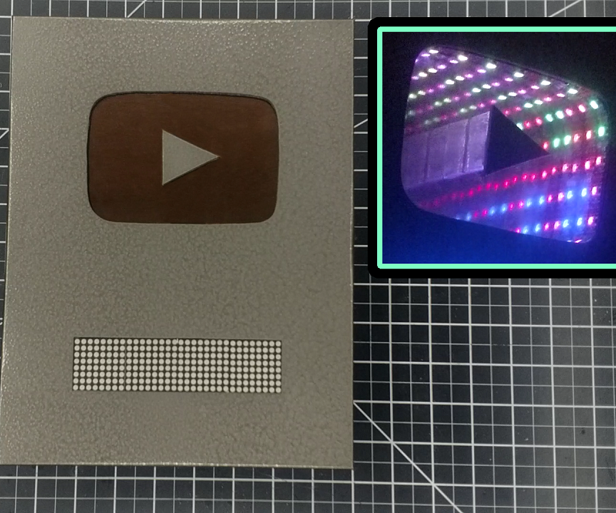 Make an Infinity Play Button
