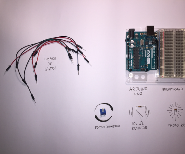 How to Control a Processing Sketch With Two Arduino Inputs