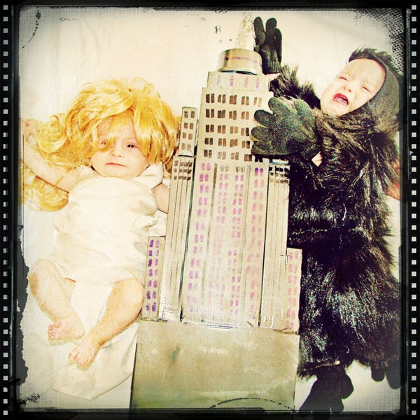 King Kong & Ann Darrow Costumes
