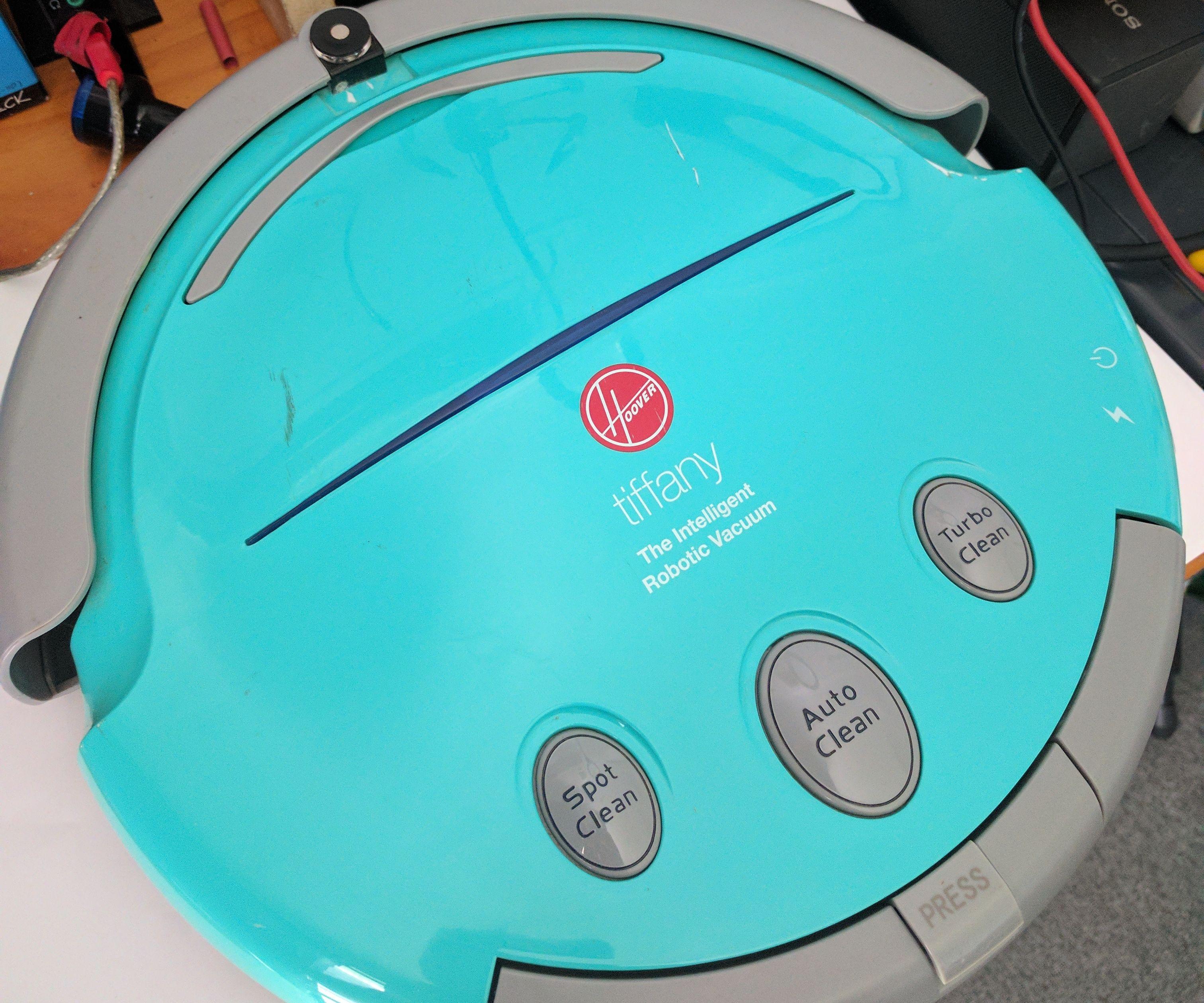 Hoover Tiffany (5240) Robot Vac Lithium Battery Upgrade