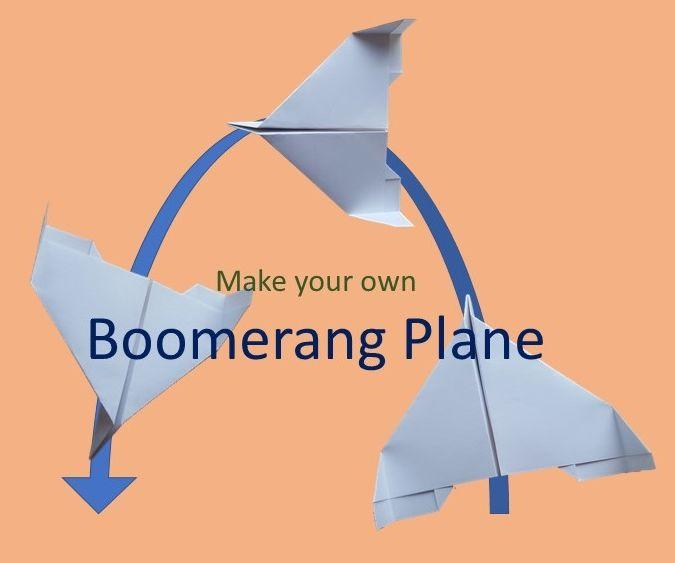 Boomerang Plane