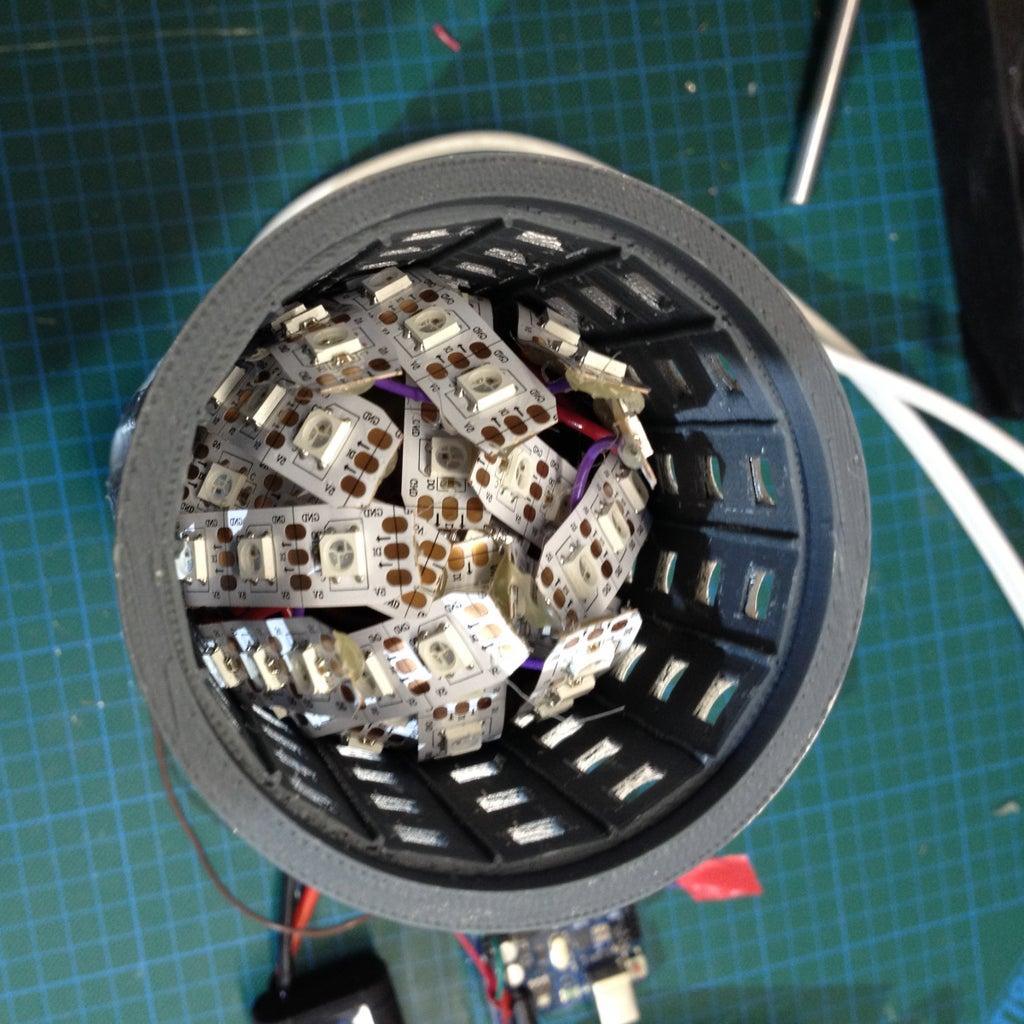 LEDs Assembly Part 4