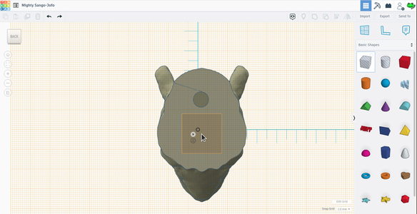 Cut a Part Out of the STL File