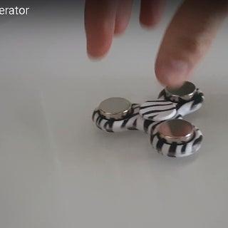 Fidget Spinner Generator
