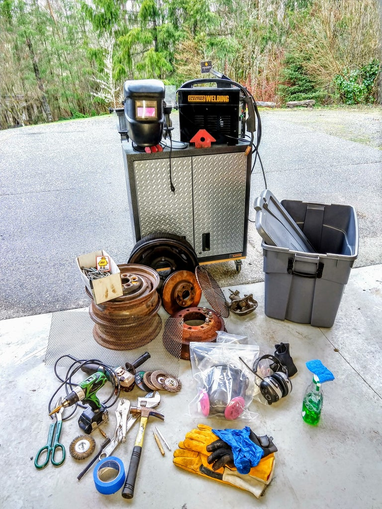 Tools, Materials, Safety