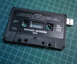 Gimmicky MJ-USB Flash Drive