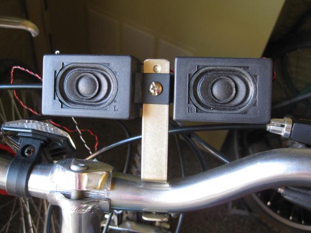 DIY Bike Stereo
