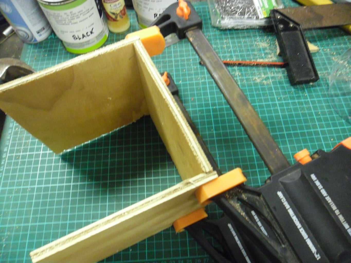 Box Assembly - Step Two