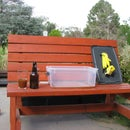 Homebrew Glove Box