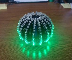 RGB LED球体