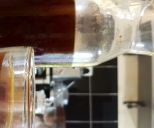 从家用产品制作冷啤酒