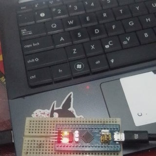 Arduino Alternative - STM32 Blue Pill Programming Via USB