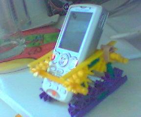 Knex Phone Dock Mod2