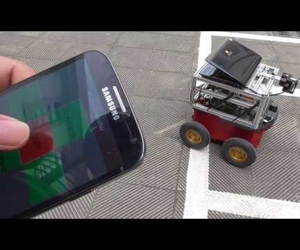 Robot Controlling System Based on Internet of Things (Teleoperation)